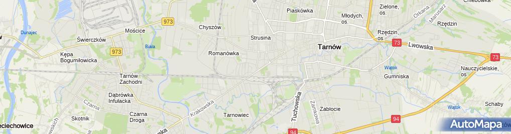 Zdjęcie satelitarne Bronisław Lipka Zakład Cukierniczy Bronisław Lipka - Grażyna Prządo Zakład Cukierniczy B.Lipka - G.Prządo - Nazwa Skrócona