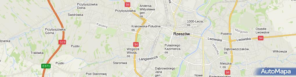 Zdjęcie satelitarne Ciepły Marek, Ciepły.pl Marek Ciepły