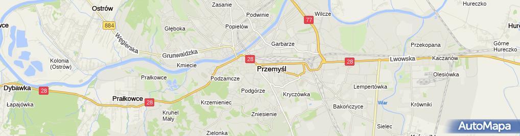 Zdjęcie satelitarne Dariusz Bobko