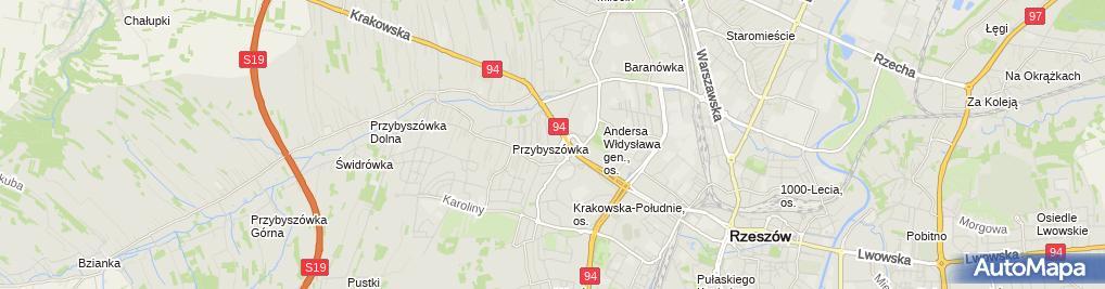 Zdjęcie satelitarne Dariusz Zagólski - Działalność Gospodarcza