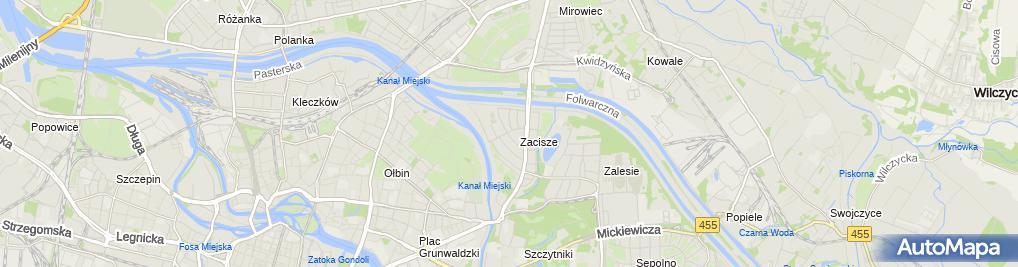 Zdjęcie satelitarne Diagnostyka Obrazowa