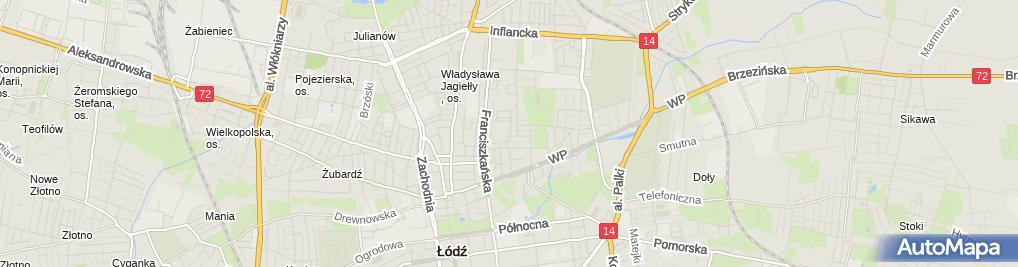 Zdjęcie satelitarne Dob Mar Dobiesław Kłys Marek Czarnecki
