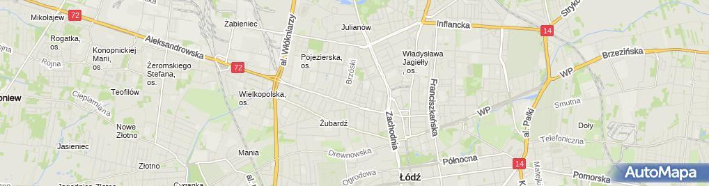 Zdjęcie satelitarne Doctrina Szkolenie Praca Doradztwo Paweł Dembowski Marek Kobierski