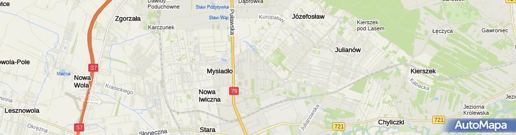Zdjęcie satelitarne Edo Dorota Zwierzchowska