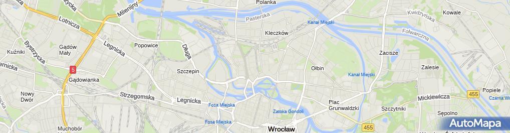 Zdjęcie satelitarne ELMA