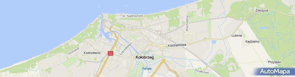 Zdjęcie satelitarne Erlik Ewa Karlikowska-Kozioł
