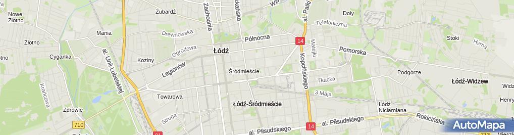 Zdjęcie satelitarne Ewa Szczepocka