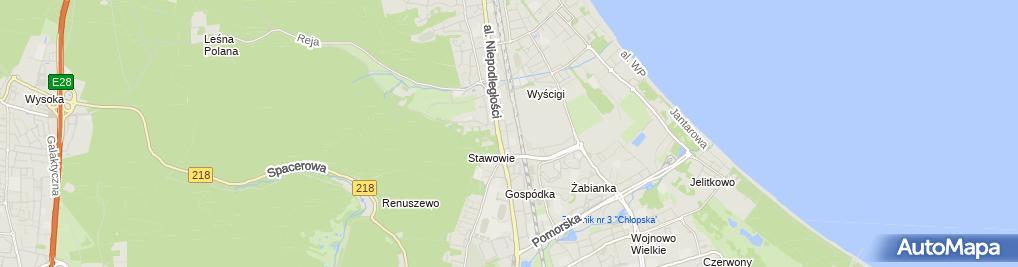 Zdjęcie satelitarne Expertmobil.pl Sp. z o.o. / Holowniczy.pl
