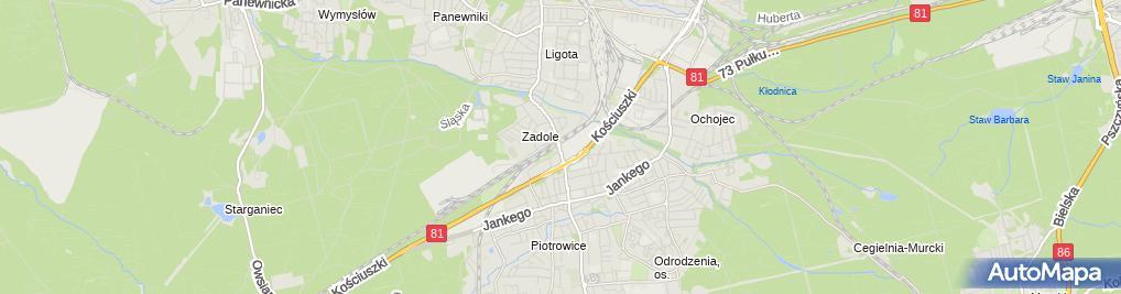 F9 Ul Armii Krajowej 41 Katowice 40 698 Przedsiębiorstwo Firma