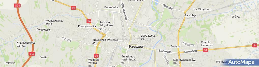 Zdjęcie satelitarne Ferenc Andrzej, Ferbruk-Bud Andrzej Ferenc