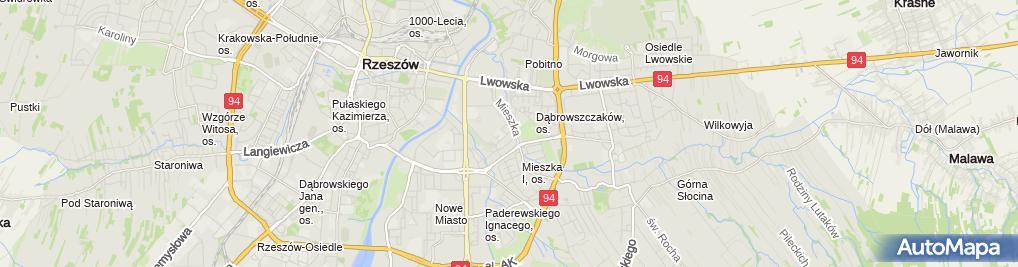 Zdjęcie satelitarne Filip Paweł, Cukiernia Paweł Filip