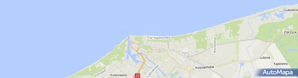 Zdjęcie satelitarne Firma Agnieszka Leszek Czmielewski