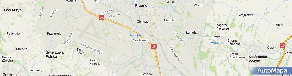 Firma Handlowo Usługowa Ul Grodzka 65 Krosno 38 400