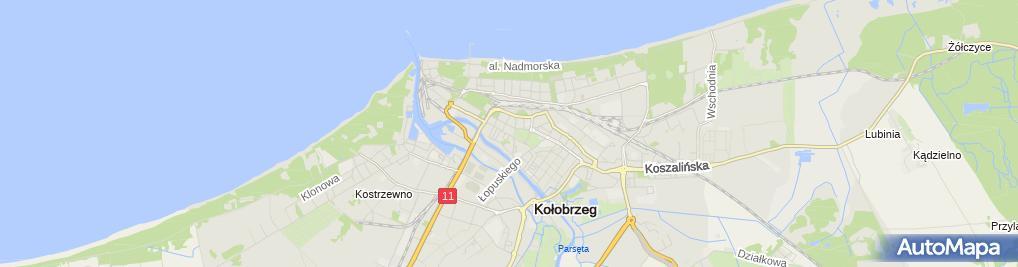 Zdjęcie satelitarne Firma Heremias Tadeusz Rokosz