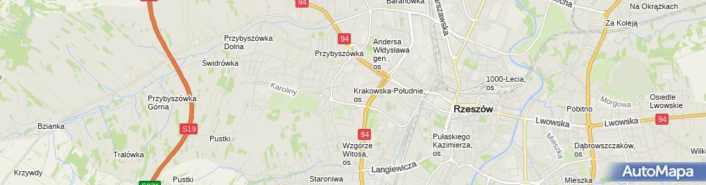 Zdjęcie satelitarne Firma Prywatna