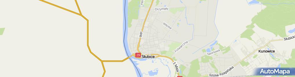 Zdjęcie satelitarne Firma Wielobranżowa Mariusz Kownacki