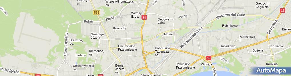 Zdjęcie satelitarne First Polish Trust