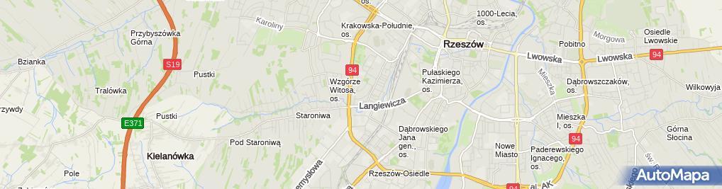 Zdjęcie satelitarne Flaga Renata, Reni 1453 Renata Flaga