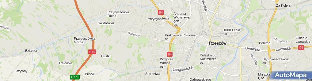 Zdjęcie satelitarne Geogrunt Krzysztof i Maria Ciskowie