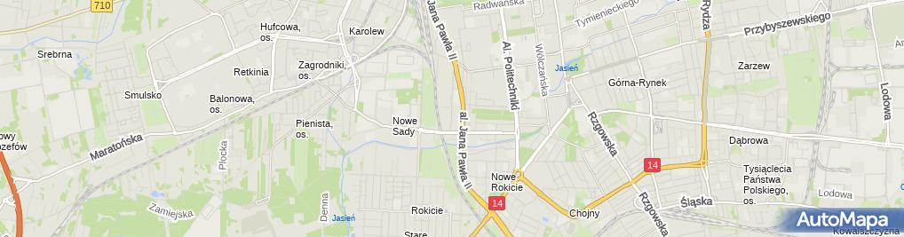 Zdjęcie satelitarne Ginekolog-Położnik Grzegorz Kowalewski, Wspólnik Spółki Cywilnej Dako Vrt.Gunold