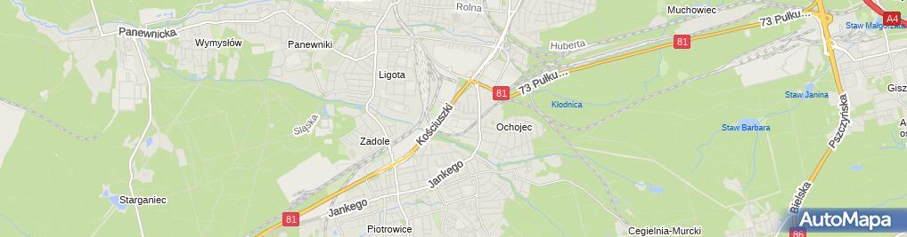 Gwarant Ochrona Fabryczna 15 Katowice 40 611 Przedsiębiorstwo