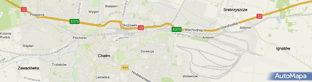 Zdjęcie satelitarne HD Media Iza Cieślik