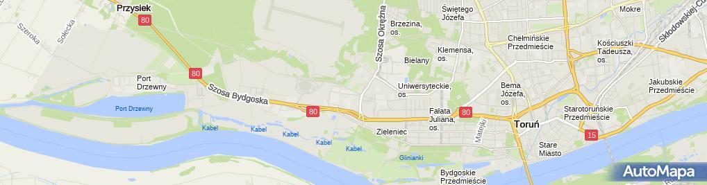 Zdjęcie satelitarne Hektor J Cieciura P Michałkiewicz P Wiśniewski