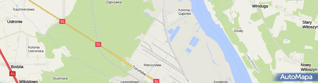 Indorama Ventures Poland, ul  Krzywa Góra 19, Włocławek 87-805