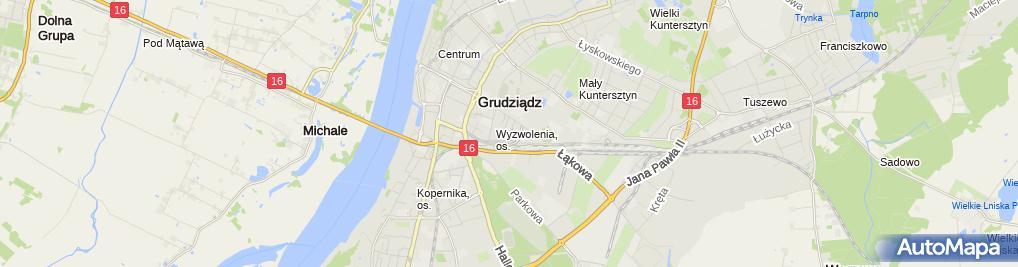 Zdjęcie satelitarne Iwona Celmer-Ozdowska