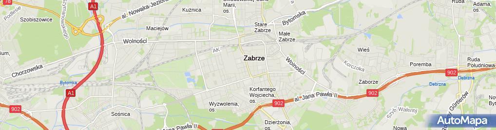 Zdjęcie satelitarne Iwona Gruszczyńska