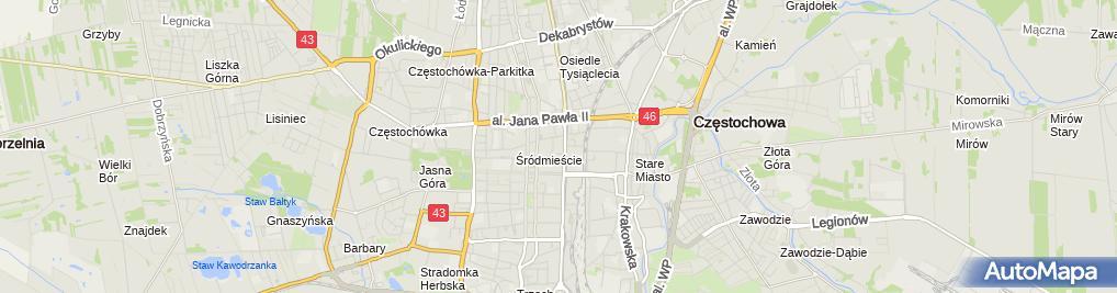 Zdjęcie satelitarne Iwona Szmajdzińska