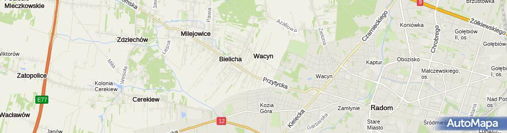 Zdjęcie satelitarne Jabłonka Mariusz - Wspólnik Spółki Cywolnej P.P.H.U.Jędrzej Andrzej Motyka, Mariusz Jabłonka