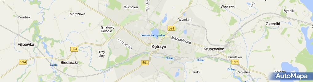 Zdjęcie satelitarne Jacek Wolański
