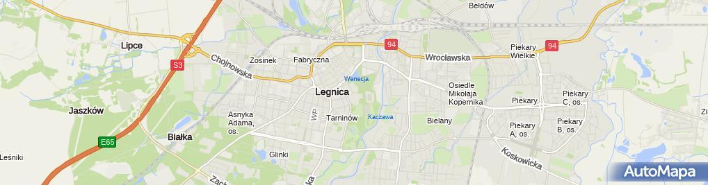 Zdjęcie satelitarne Janusz Lewandowski