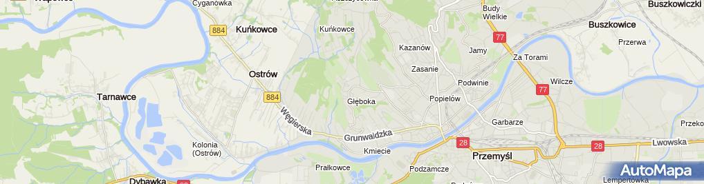 Zdjęcie satelitarne Jerzy Giec - Działalność Gospodarcza