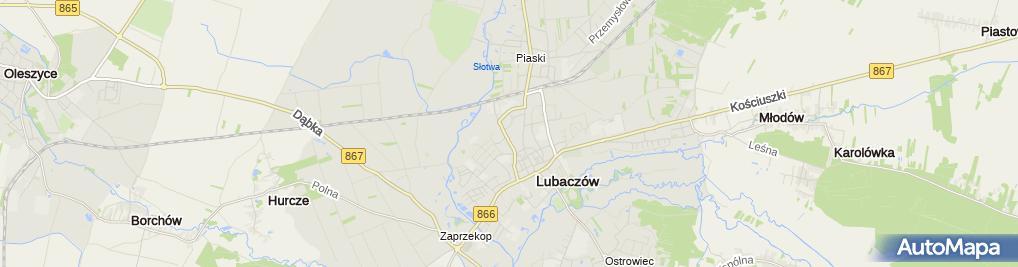 Zdjęcie satelitarne Kancelaria Adwokacka Adw.Jerzy Michał Jabłoński