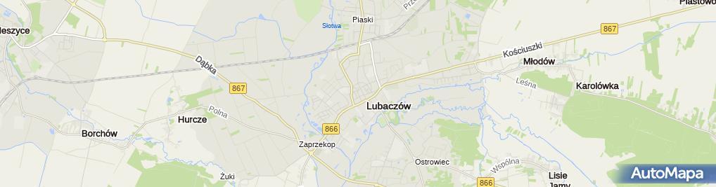 Zdjęcie satelitarne Kancelaria Notarialna Notariusz Wiesław Nepelski