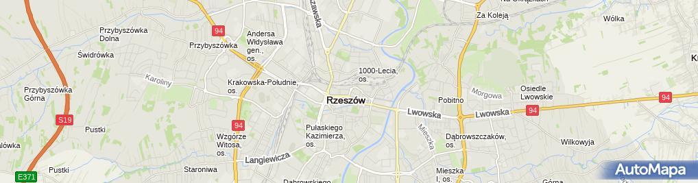 Zdjęcie satelitarne Kancelaria Radcy Prawnego Piotr Stachów