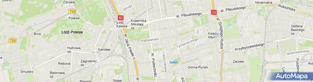 Zdjęcie satelitarne KOMA