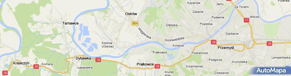 Zdjęcie satelitarne Krzysztof Kassan Firma Kamon