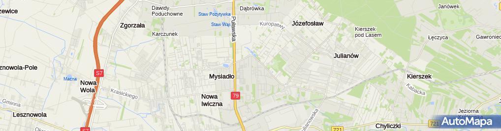 Zdjęcie satelitarne Level K Karolina Zielińska-Salamończyk