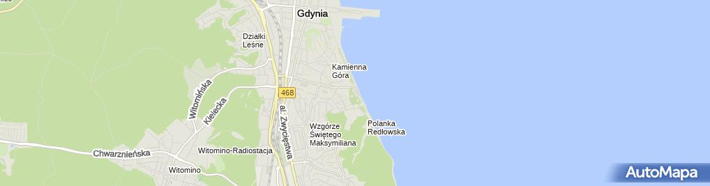 Zdjęcie satelitarne Liauta i Baklazhets