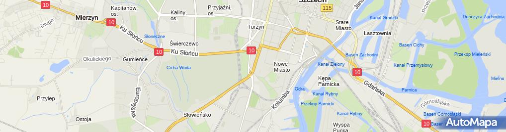 Zdjęcie satelitarne Litwiniuk Property - Patryk Litwiniuk