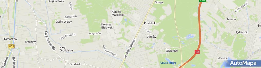 Zdjęcie satelitarne LN - Active Krzysztof Wierzbicki