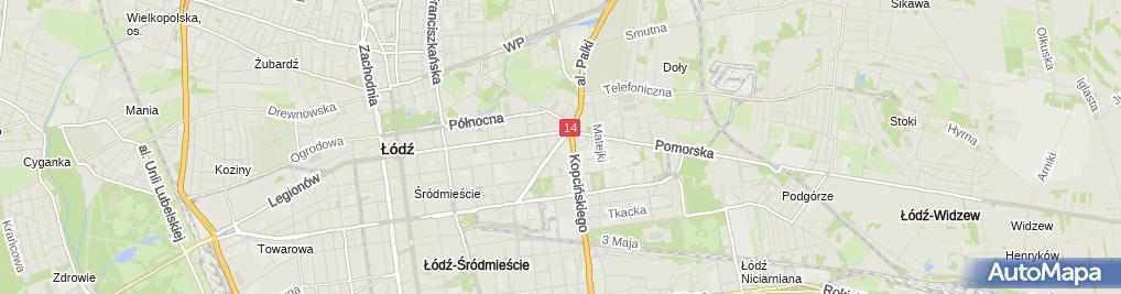 Zdjęcie satelitarne Łukasz Kodziński