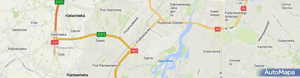 Zdjęcie satelitarne Lumpexowo Łukasz Jeż