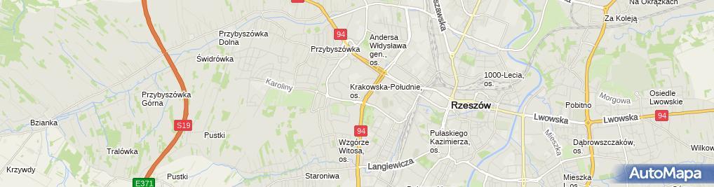 Zdjęcie satelitarne Maciej Biłas