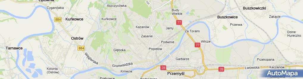Zdjęcie satelitarne Maciej