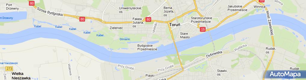 Zdjęcie satelitarne Magdalena Jaworska