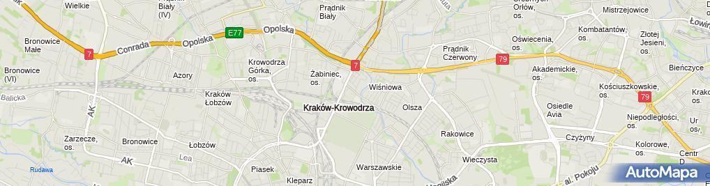 Zdjęcie satelitarne Marcin Świątek